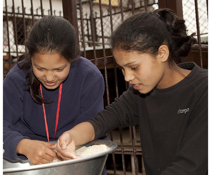 La Educación es el arma mas potente para cambiar el mundo